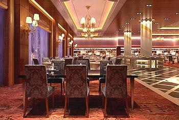 武汉楚天粤海国际大酒店西餐厅