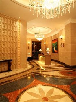 石狮建明国际大酒店餐饮大堂