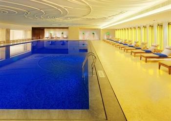 重庆丽笙世嘉酒店游泳池