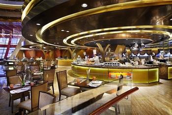 杭州洲际酒店餐厅