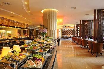 厦门北海湾惠龙万达嘉华酒店西餐厅