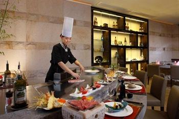 东莞旗峰山铂尔曼酒店日本餐厅