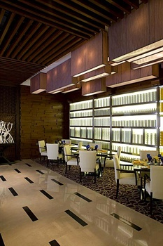 宁波万豪酒店咖啡厅