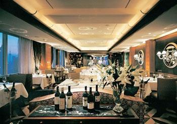 上海红塔豪华精选酒店餐厅
