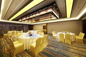 上海外高桥喜来登酒店小型西式宴会