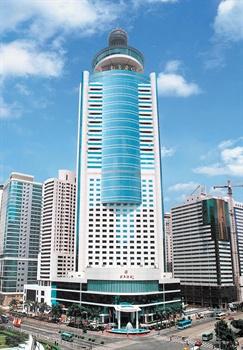 深圳彭年万丽酒店酒店外观图片