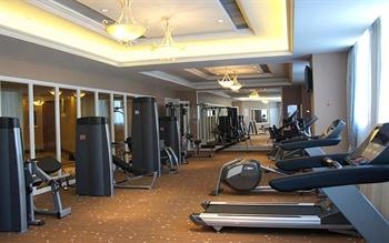 汕尾巴黎半岛酒店健身房