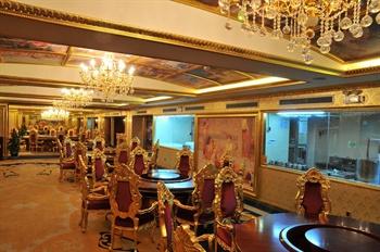 南宁迪拜七星酒店联通包厢(厨司展台)