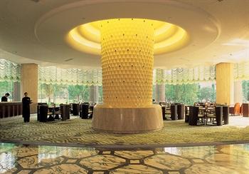 上海斯格威铂尔曼大酒店湖畔咖吧