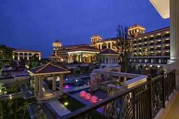 上海东方佘山索菲特大酒店酒店外观图片