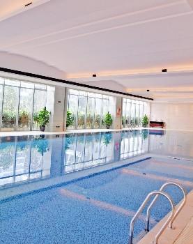 宁波泛太平洋大酒店泳池