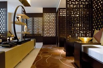 北京金融街威斯汀大酒店水疗休闲室