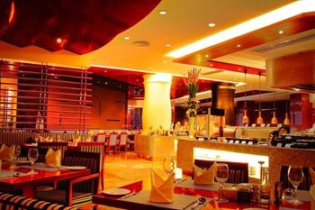 东莞长安莲花山庄酒店莲湖阁西餐厅