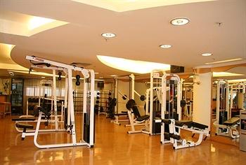 西安金花大酒店健身房