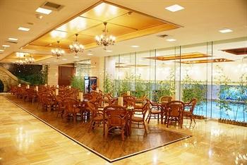 大连香洲花园酒店西餐休闲区