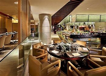 济南索菲特银座大饭店咖啡厅