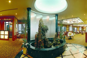 大连富丽华大酒店醉仙阁中餐厅