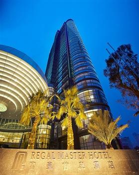 成都首座万丽酒店酒店外观图片