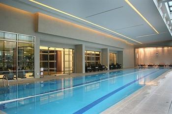 上海博雅酒店游泳池