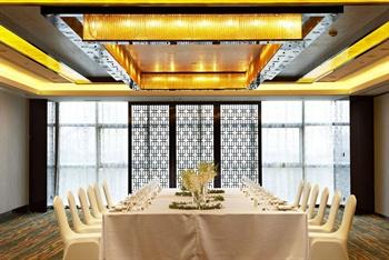 上海外高桥喜来登酒店西式婚宴