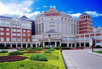 北京龙城温德姆酒店酒店外观图片