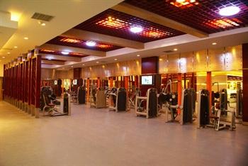 大连香洲花园酒店美丽湾-力量训练区