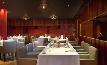 深圳益田威斯汀酒店中国元素中餐厅