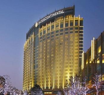 苏州洲际酒店酒店外观图片