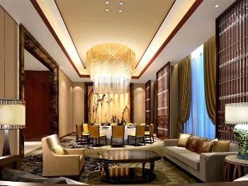 漳州万达嘉华酒店品珍中餐厅包房