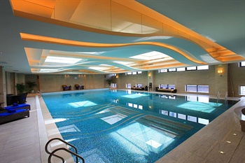 常州凯纳豪生大酒店游泳池