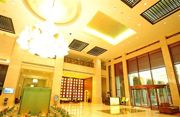 珠海海泉湾维景国际大酒店海王星酒店大堂