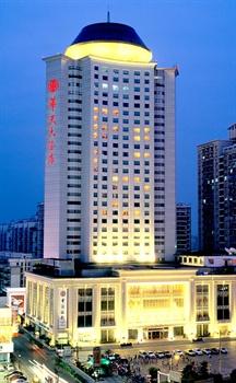 武汉华天大酒店酒店外观