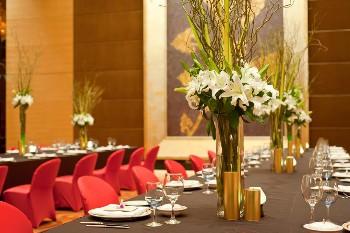 海南君华海逸酒店西式餐厅