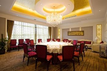 长沙金麓国际大酒店中餐包厢