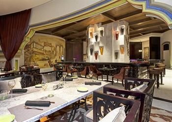 厦门威斯汀酒店拉丁烧烤餐厅