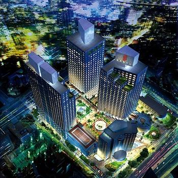 宁波东港喜来登酒店酒店外观图片