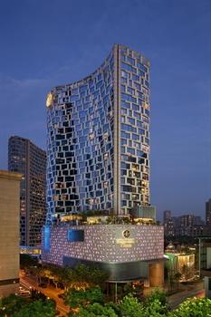 上海新天地朗廷酒店酒店外观图片