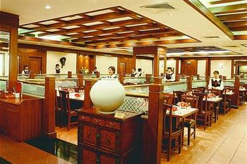 大连富丽华大酒店萨拉伯尔韩餐厅