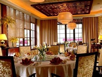 郑州郑东新区雅乐轩酒店餐厅