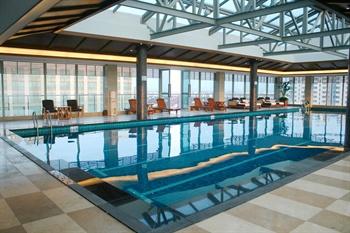 苏州海悦花园大酒店游泳池