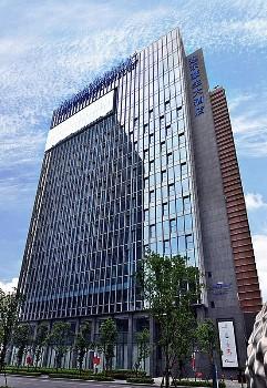 宁波逸东豪生大酒店酒店外观图片