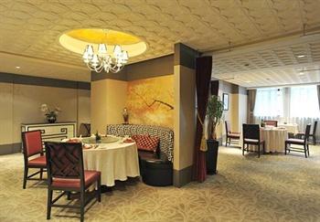 上海扬子精品酒店中餐厅