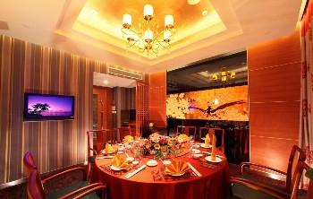 厦门佰翔软件园酒店紫禁阁中餐厅