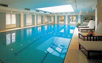 上海华亭宾馆游泳池