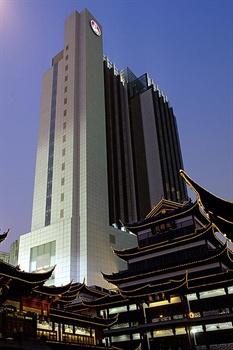 上海豫园万丽酒店酒店外观图片