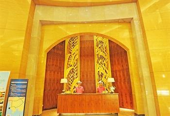 珠海海泉湾维景国际大酒店天王星酒店大堂