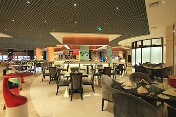 贵阳凯宾斯基大酒店咖啡厅