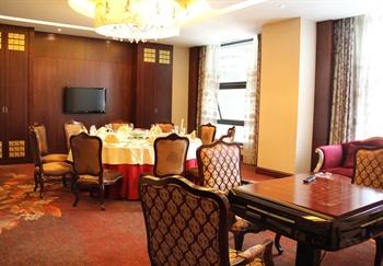 南京阿尔卡迪亚国际酒店中餐包间
