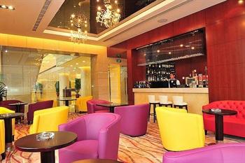 北京華濱國際大酒店酒吧