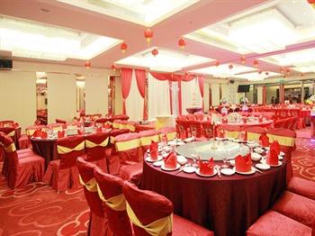 广州达镖国际酒店中餐厅